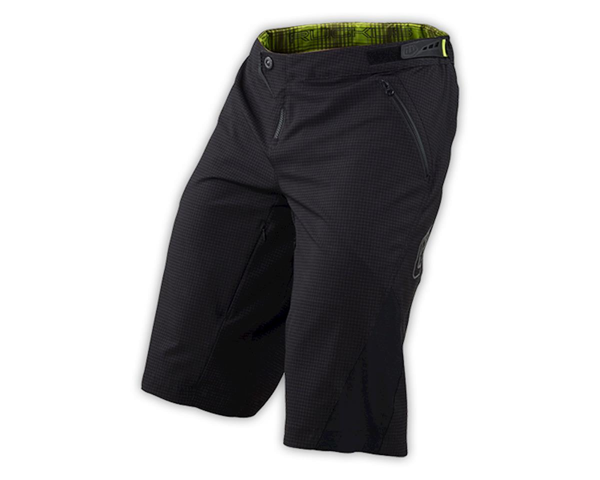Troy Lee Designs Ruckus Shorts  (Ripstop Faded Black) (36)