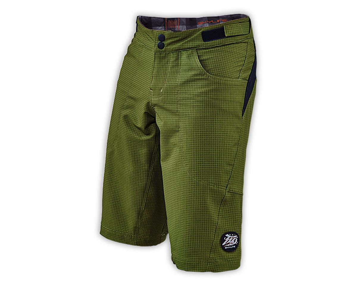 Troy Lee Designs Skyline Shorts (Ripstop Army Green) (32)