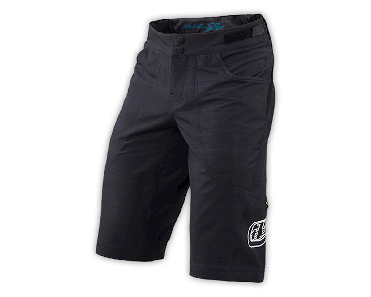 Troy Lee Designs Skyline Race Shorts (Surface Charcoal) (36)