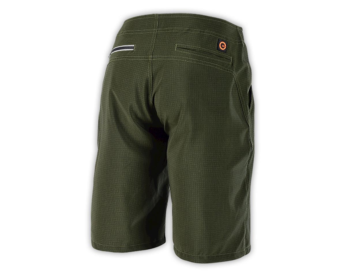 Troy Lee Designs Connect Shorts (Ripstop Army Green) (32)