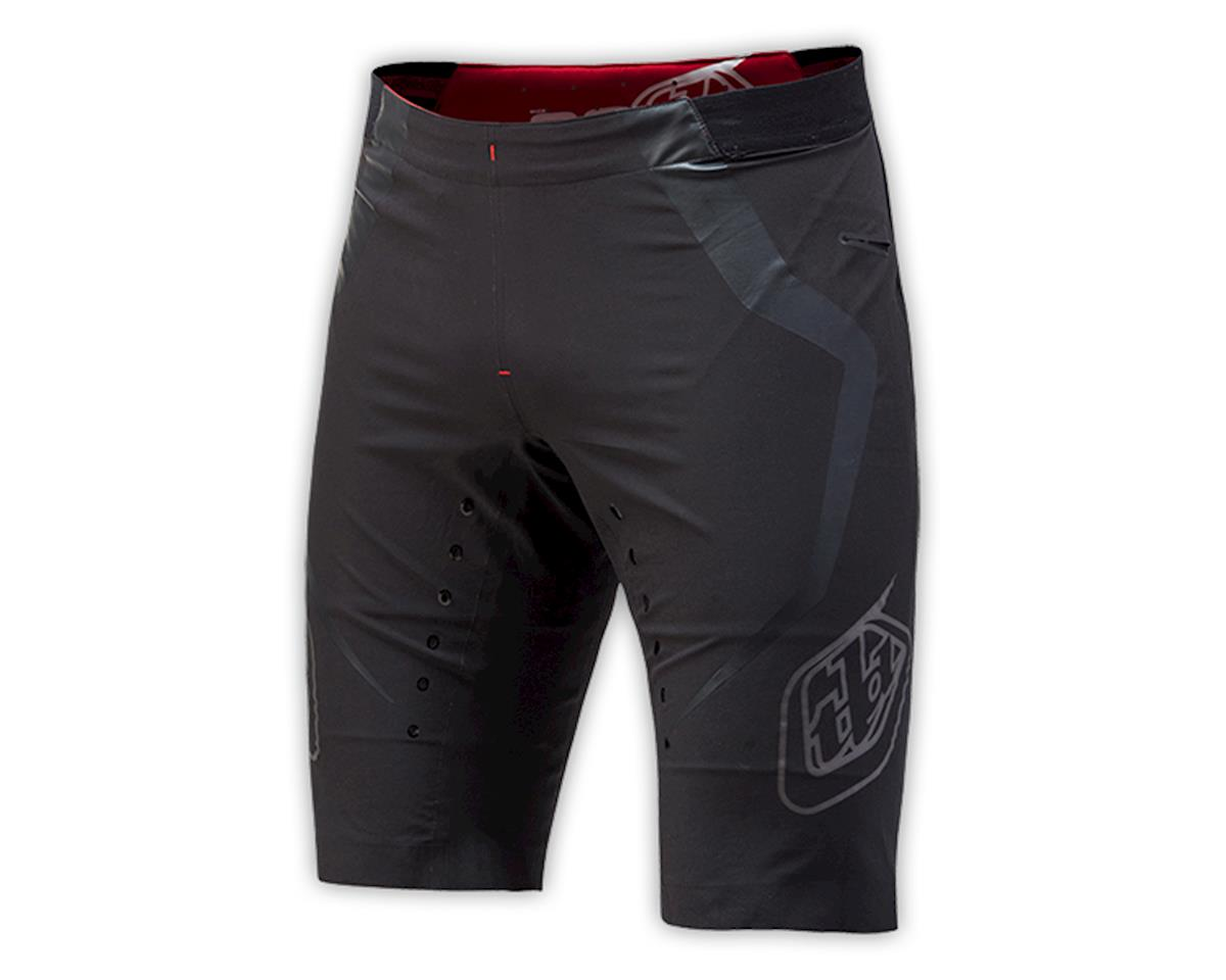 Troy Lee Designs Ace Short with Bib Short Liner (Black) (32)