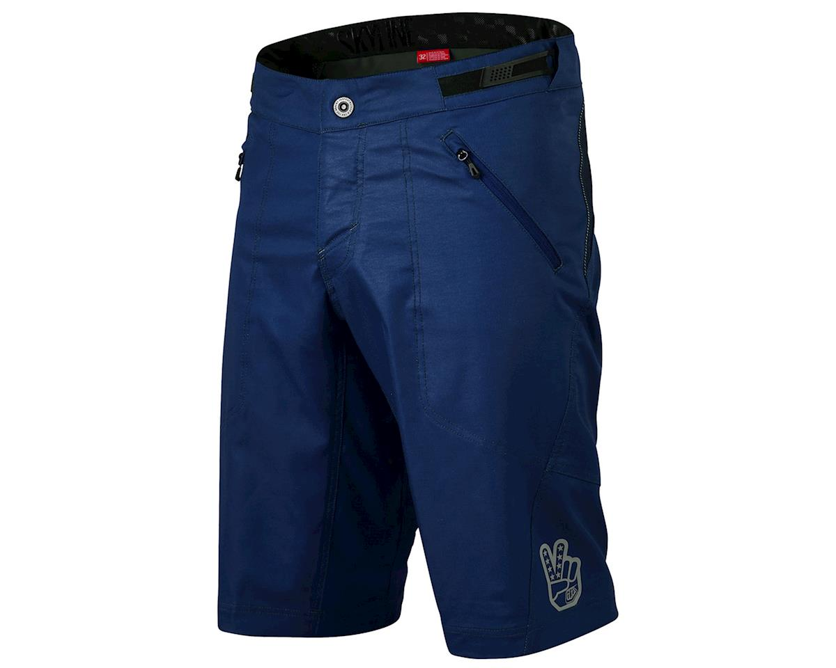 Troy Lee Designs Skyline Men's MTB Short (Navy) (Shell Only)