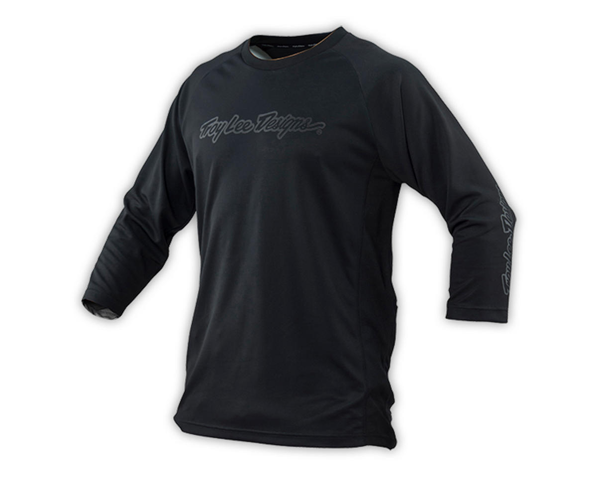 Troy Lee Designs Ruckus Jersey (Black) (XL)