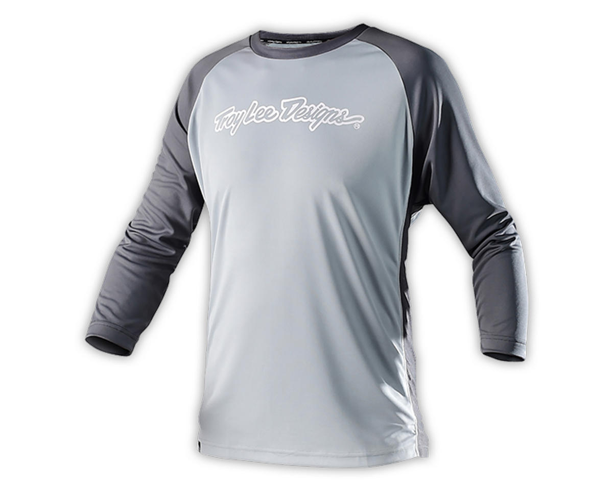 Troy Lee Designs Ruckus Jersey (Gray) (S)