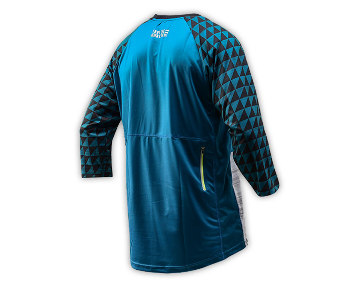 Troy Lee Designs Ruckus Jersey (Formation Dirty Blue)