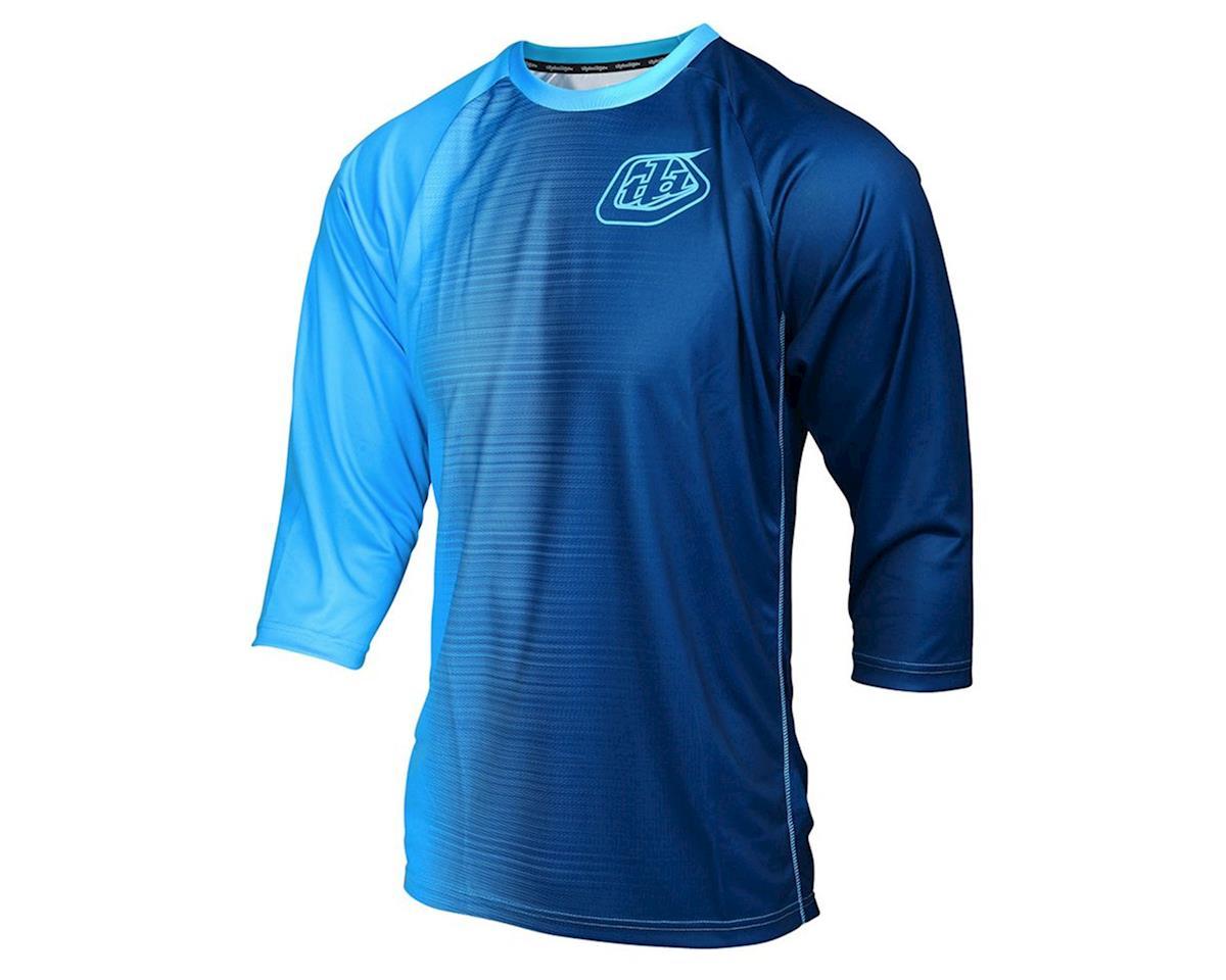 Troy Lee Designs Ruckus Jersey 50/50 (Blue) (M)