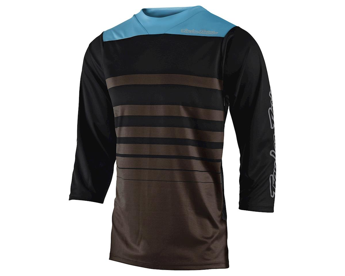Troy Lee Designs Ruckus Streamline Jersey (Heather Brown/Black)