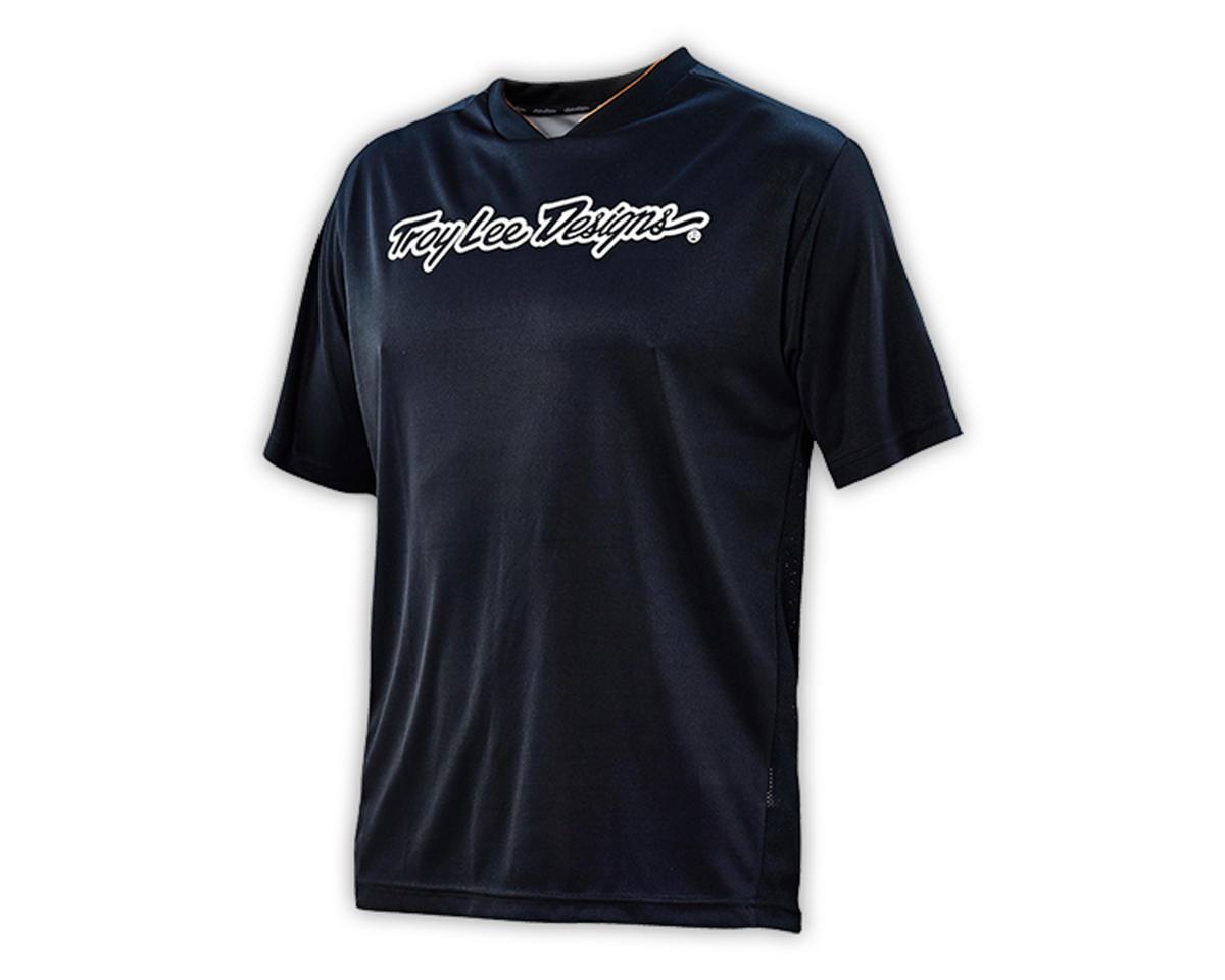 Troy Lee Designs Skyline Jersey (Black) (L)