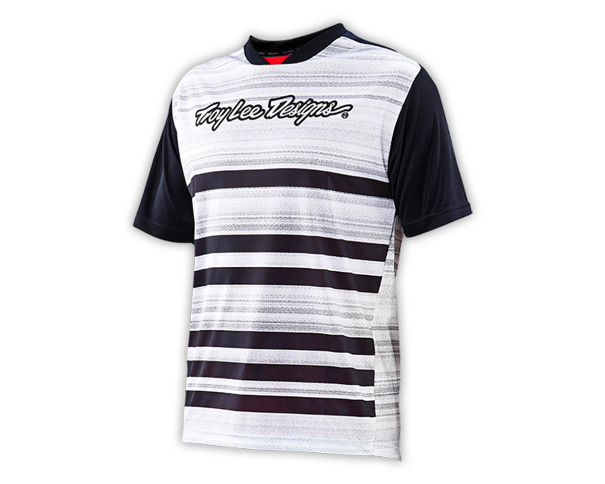 Troy Lee Designs Skyline Jersey (Divided Black/White) (XL)
