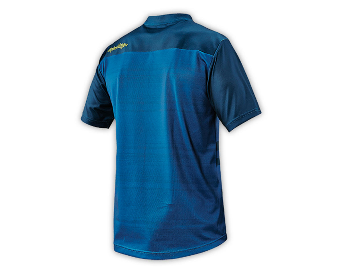 Troy Lee Designs Skyline Jersey (Divided Dirty Blue) (S)