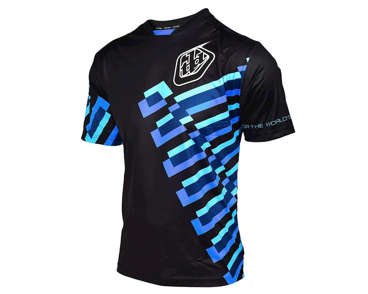 Troy Lee Designs Skyline Jersey (Force Black) (L)