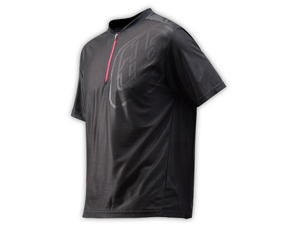 Troy Lee Designs Skyline Race Jersey (Black) (L)