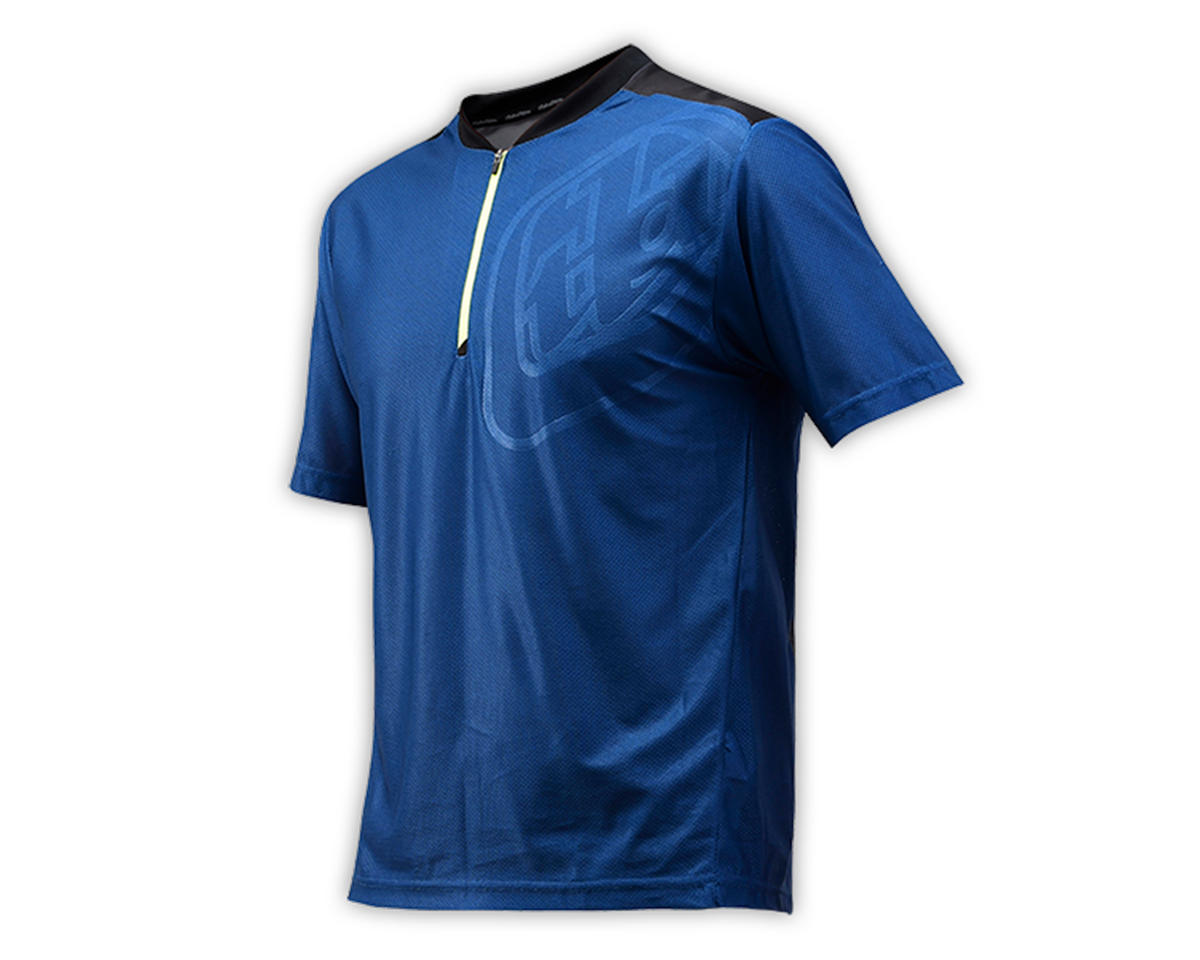 Troy Lee Designs Skyline Race Jersey (Dirty Blue) (L)