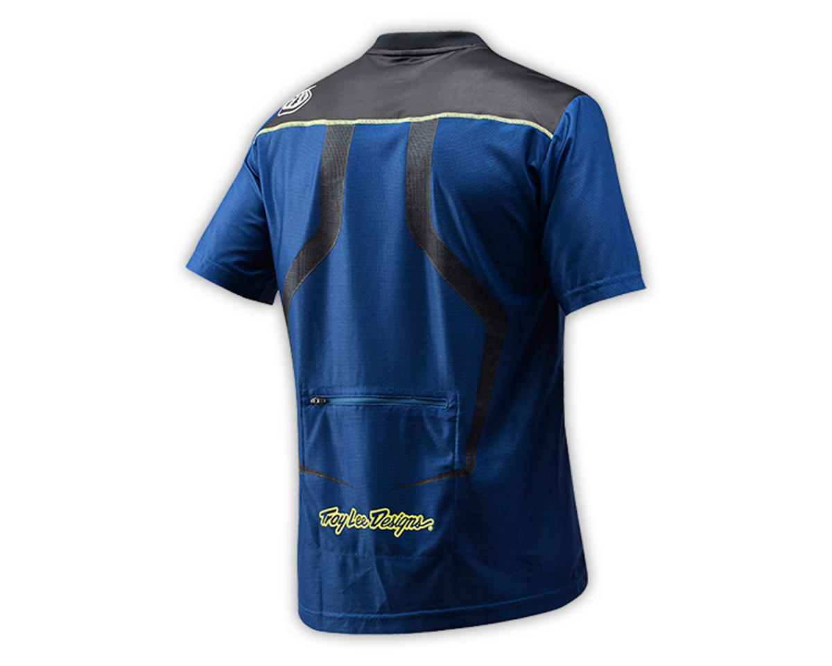 Troy Lee Designs Skyline Race Jersey (Dirty Blue) (2XL)