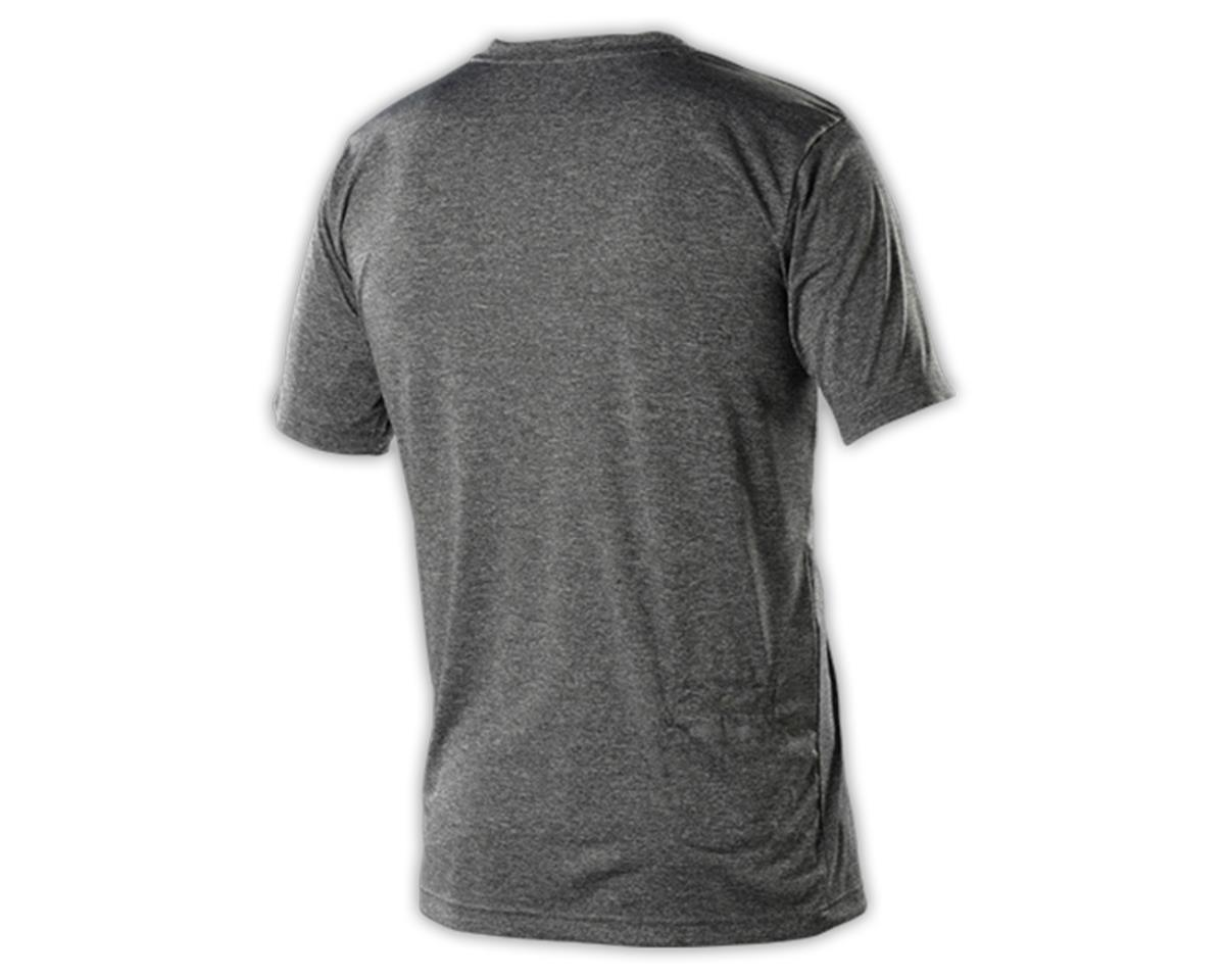 Troy Lee Designs Network Jersey (Dark Grey) (S)