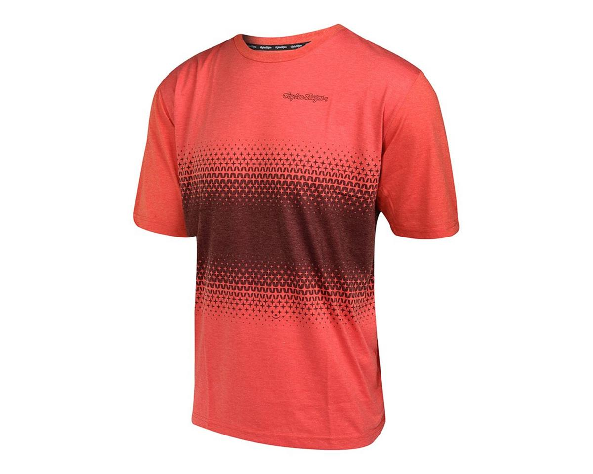 Troy Lee Designs Network Jersey Starburst (Burnt Orange)