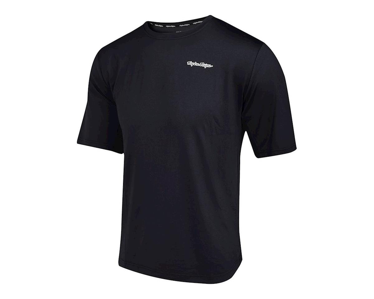 Troy Lee Designs Compound Short Sleeve Jersey (Black)