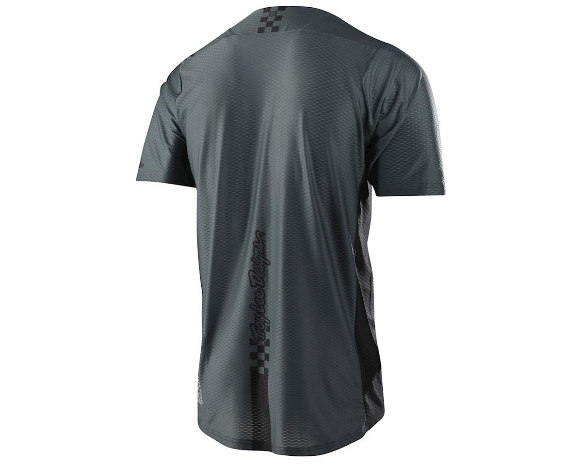 Image 2 for Troy Lee Designs Skyline Air Short Sleeve Jersey (Factory Black/Grey) (2XL)