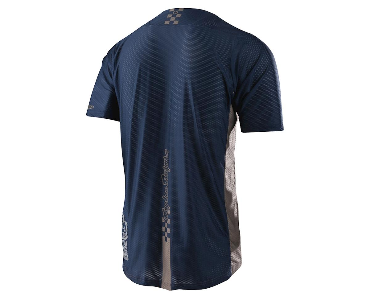 Image 2 for Troy Lee Designs Skyline Air Short Sleeve Jersey (Factory Walnut/Navy) (M)