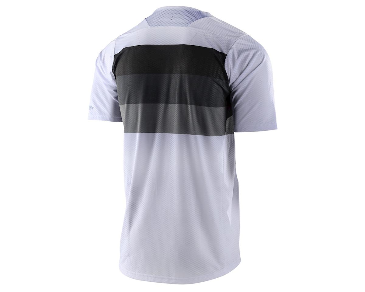 Image 2 for Troy Lee Designs Skyline Air Short Sleeve Jersey (Continental White/Grey) (M)