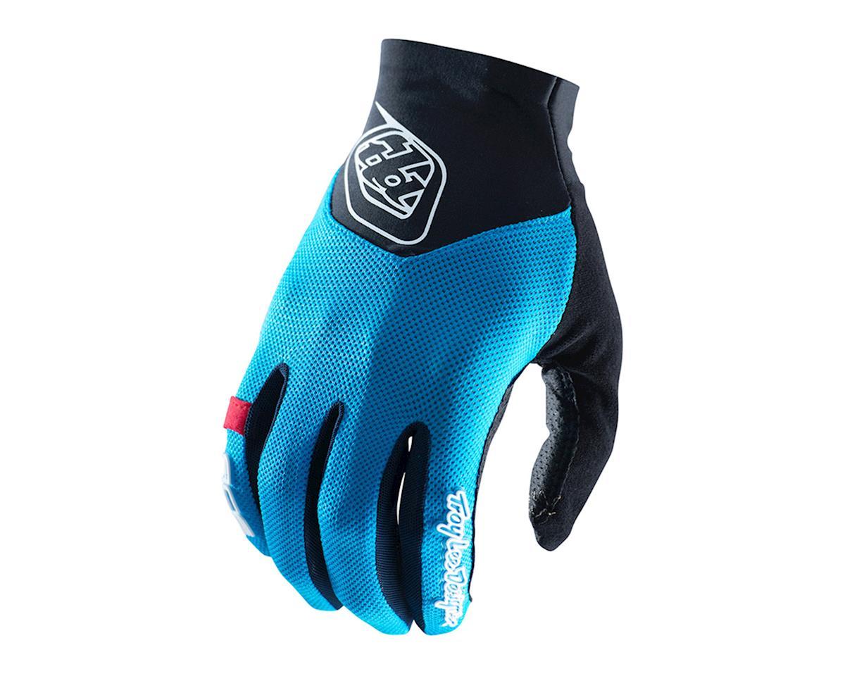 Troy Lee Designs Ace 2.0 Glove (Cyan) (M)