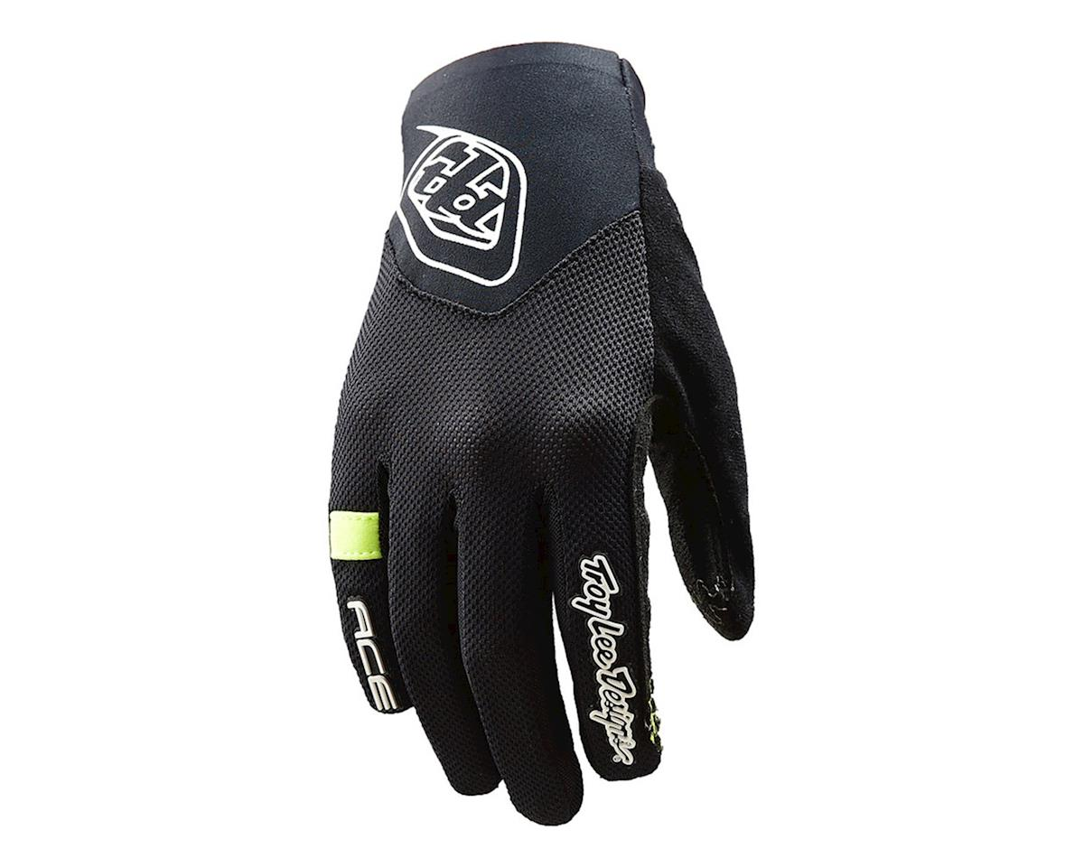 Troy Lee Designs Women's Ace 2.0 Glove (Black) (M)