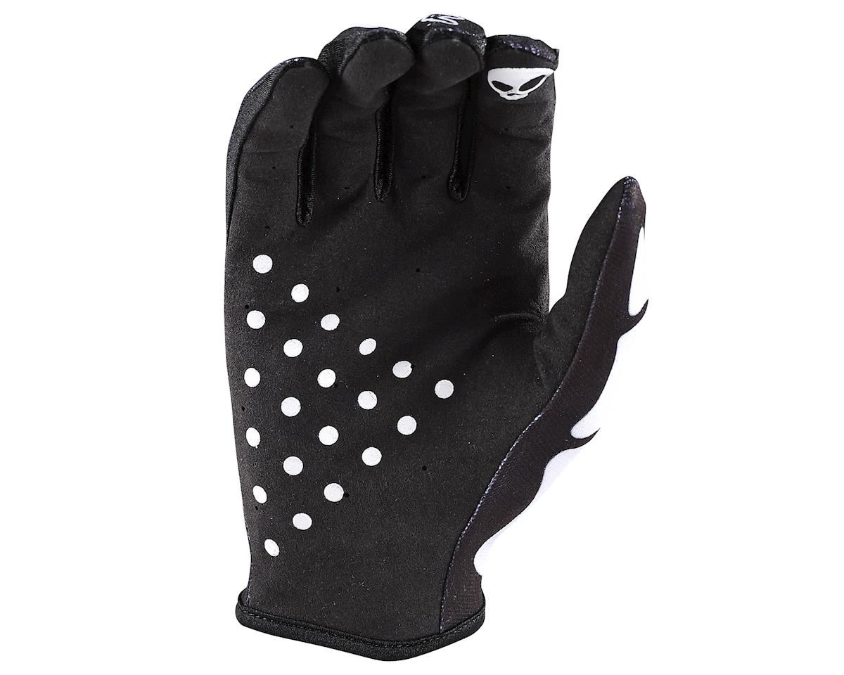Image 2 for Troy Lee Designs Air Glove (Skully Black) (S)