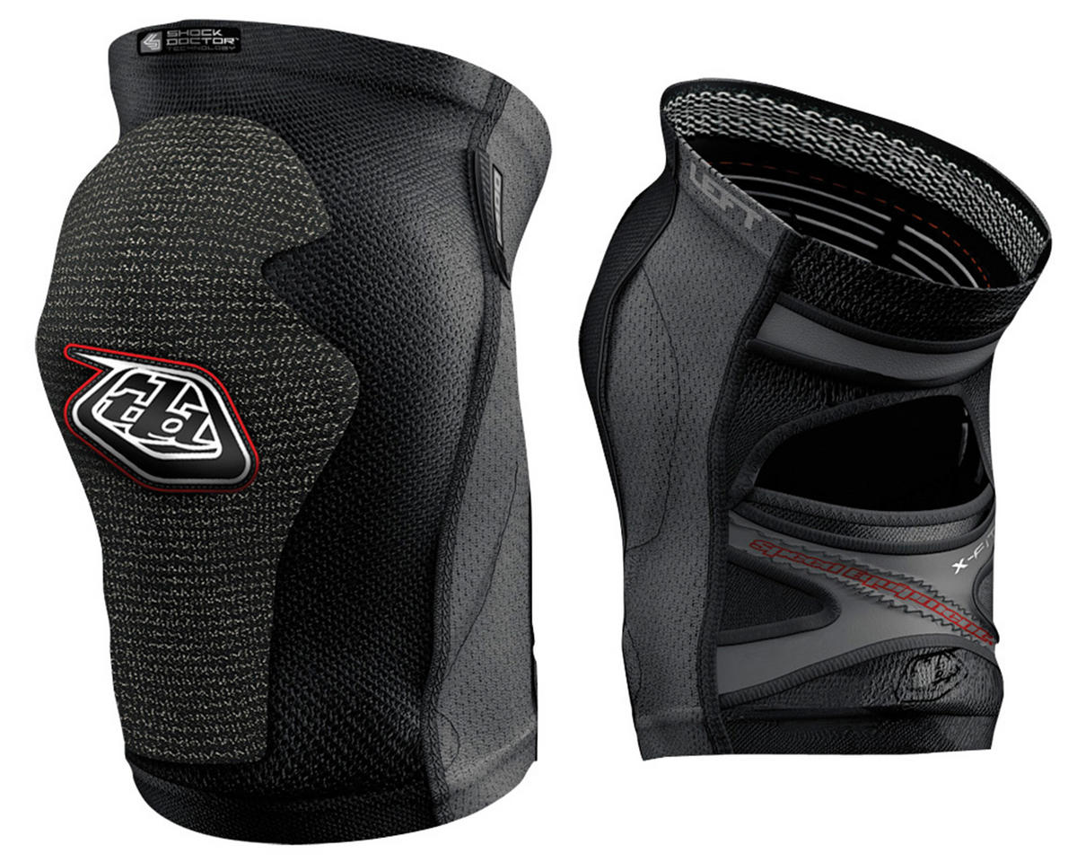 Troy Lee Designs KGS 5400 Knee Guards (Short) (L)