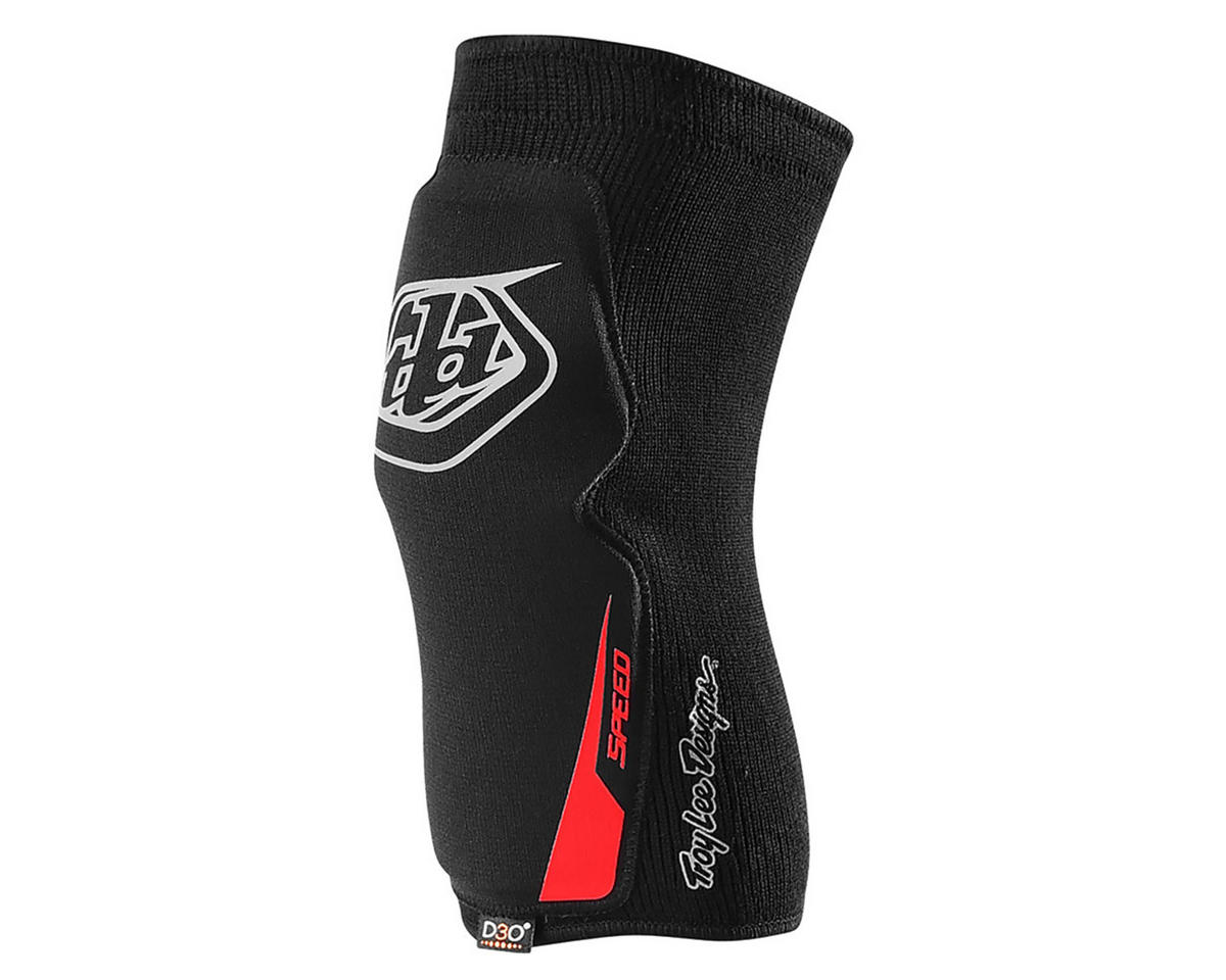 Troy Lee Designs Speed Knee Pad Sleeve (Black) (XL/XXL)