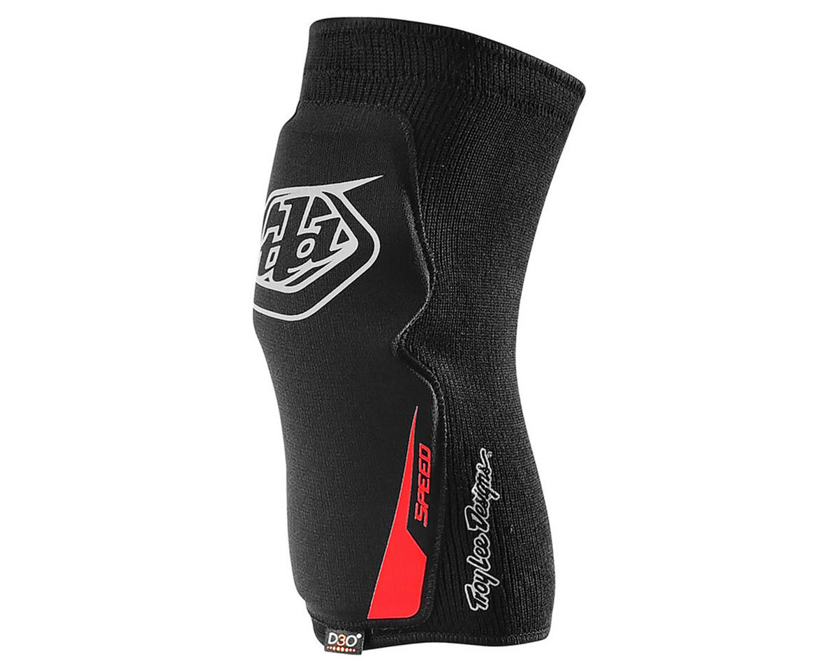 Troy Lee Designs Youth Speed Knee Pad Sleeve (Black) (L)