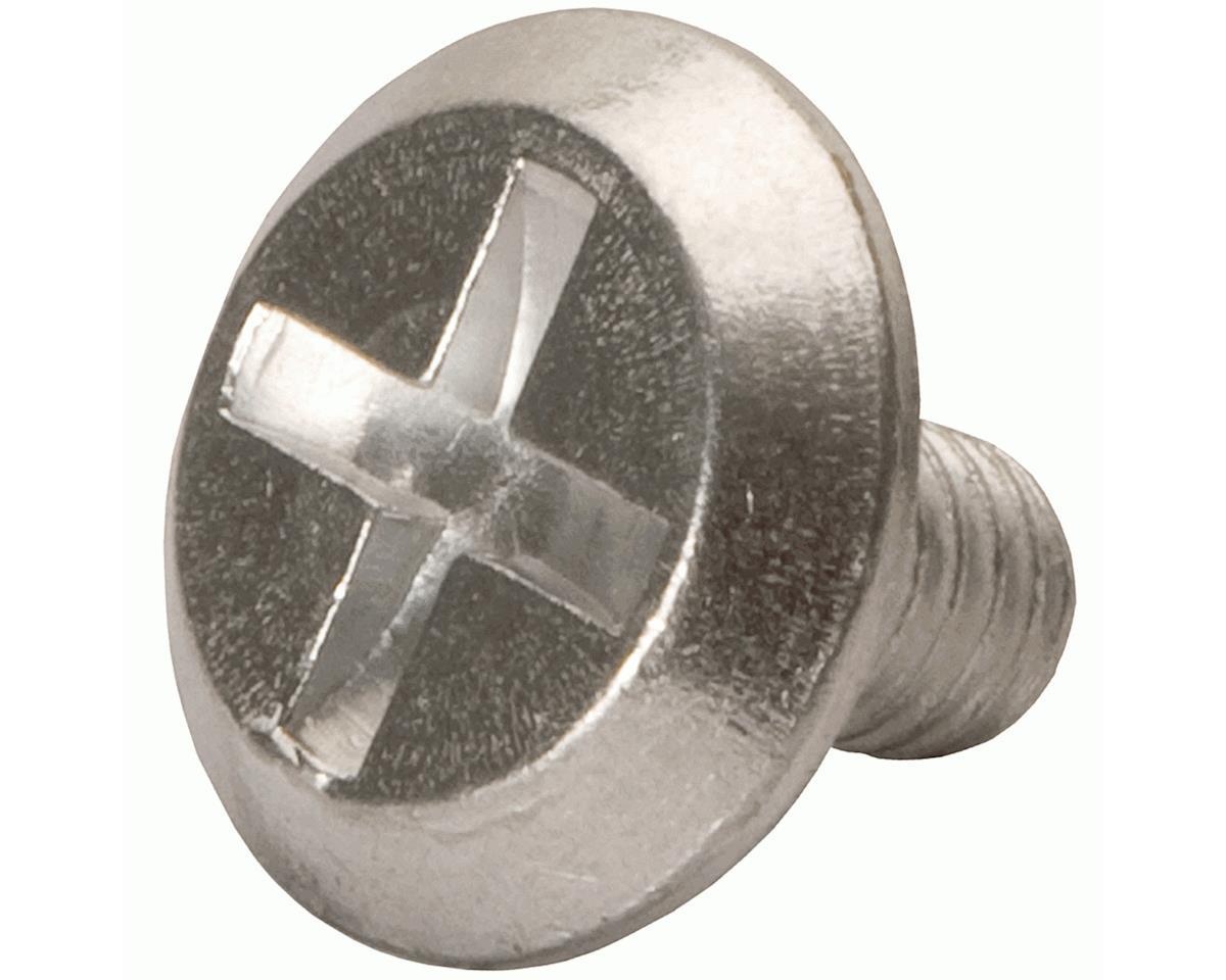 Troy Lee Designs Aluminum Helmet Visor Screw (Silver)