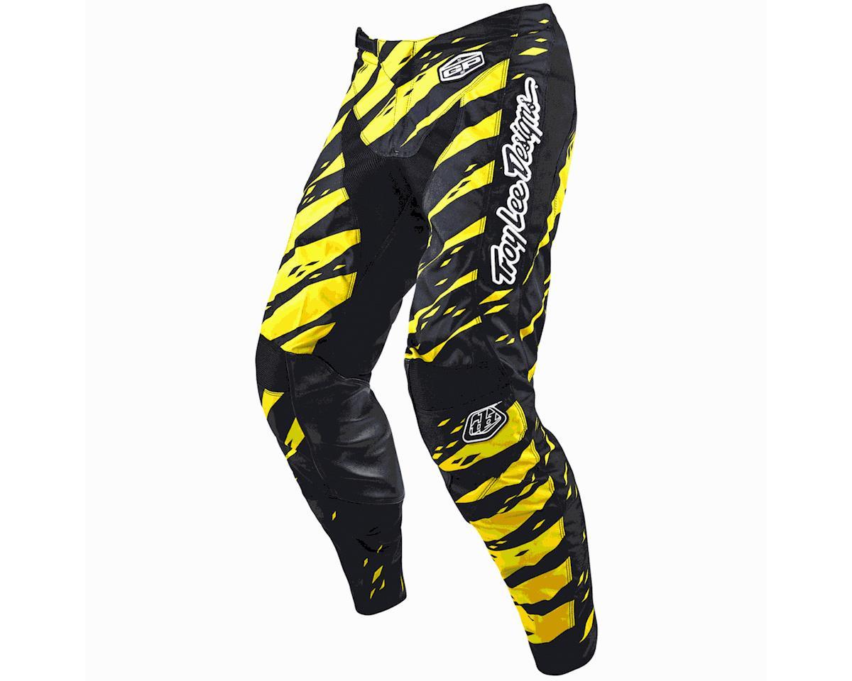 Troy Lee Designs 2016 GP Vert Pants (Yellow/Black) (30)