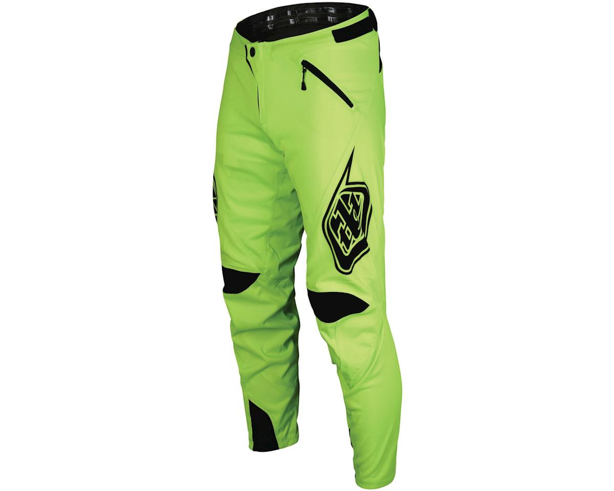 Troy Lee Designs Sprint Solid Pants (Flo Yellow) (30)