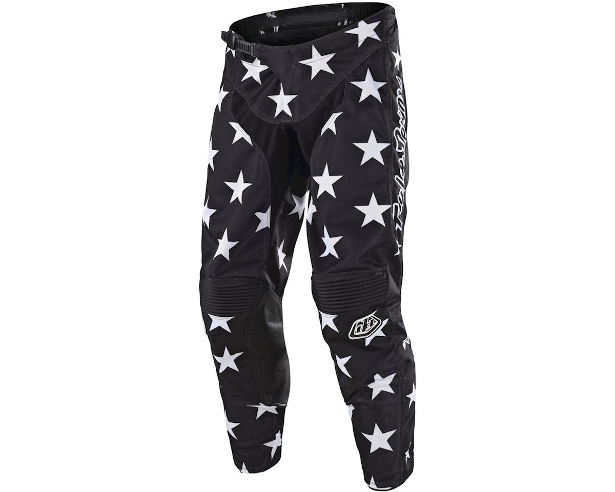 Troy Lee Designs 2018 GP Star Pants (White/Black)