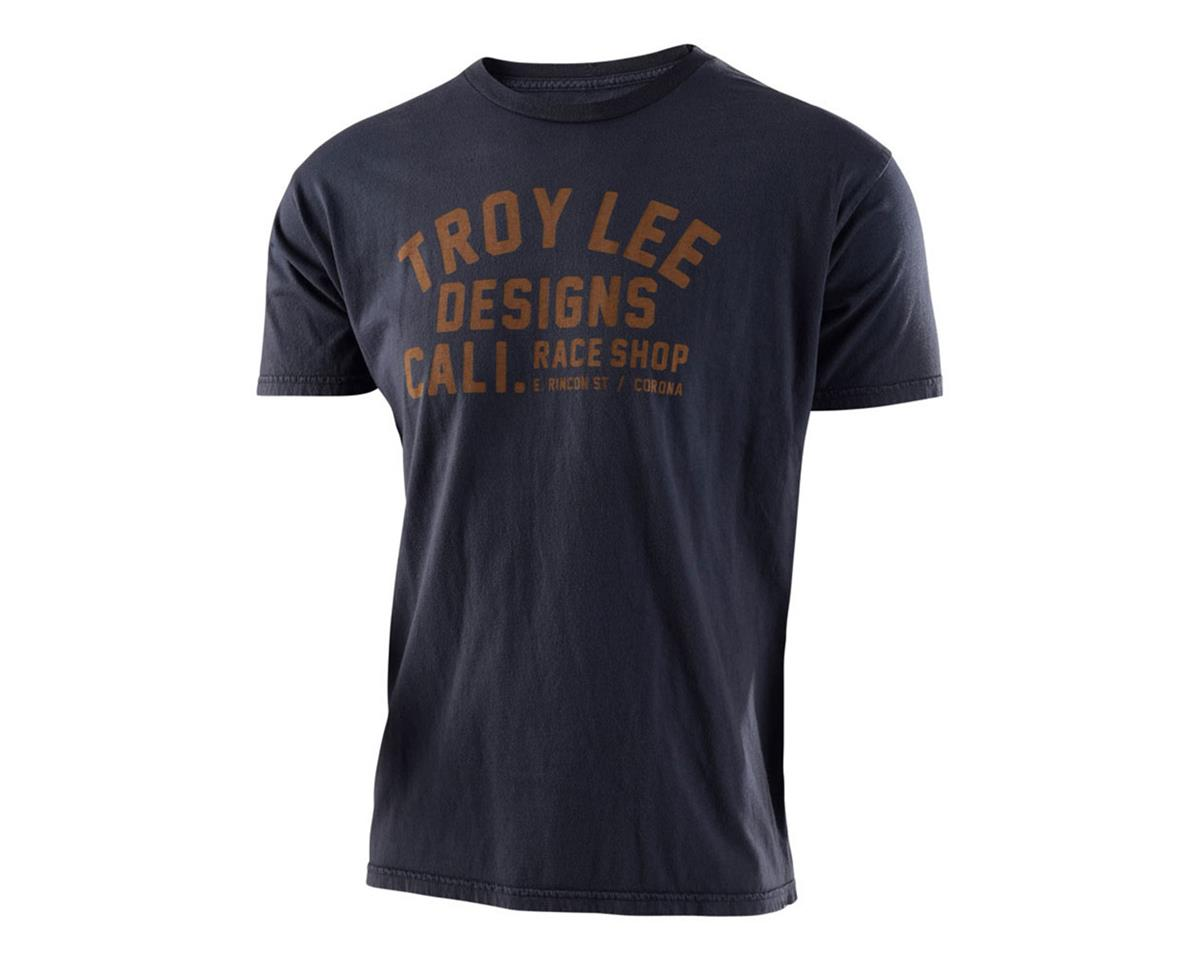 Troy Lee Designs Podium Tee (Ebony)