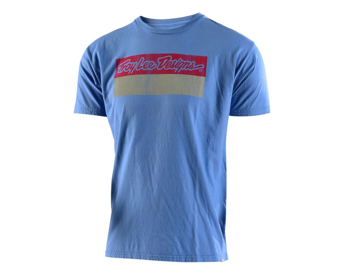 Troy Lee Designs Baseplate Tee (Sky)