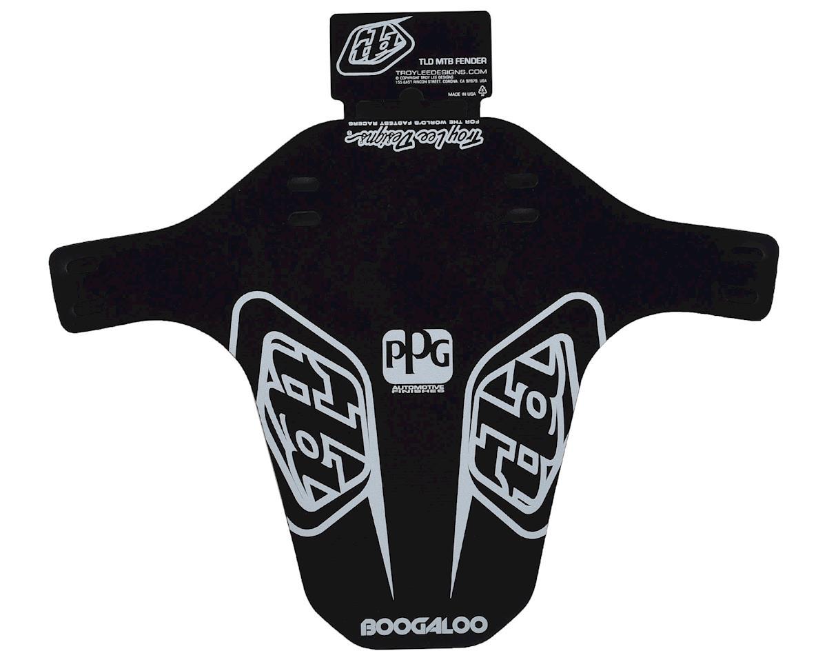 Troy Lee Designs Boogaloo MTB Fender (Black) (Mountain)