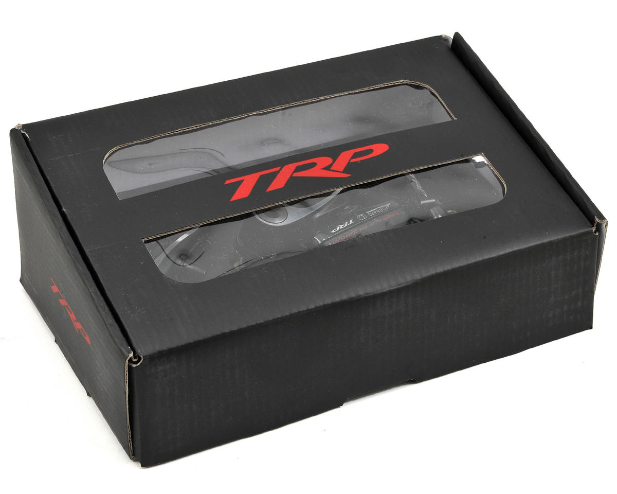 TRP CX8.4 Mini LP Brake Front & Rear Set (Black)