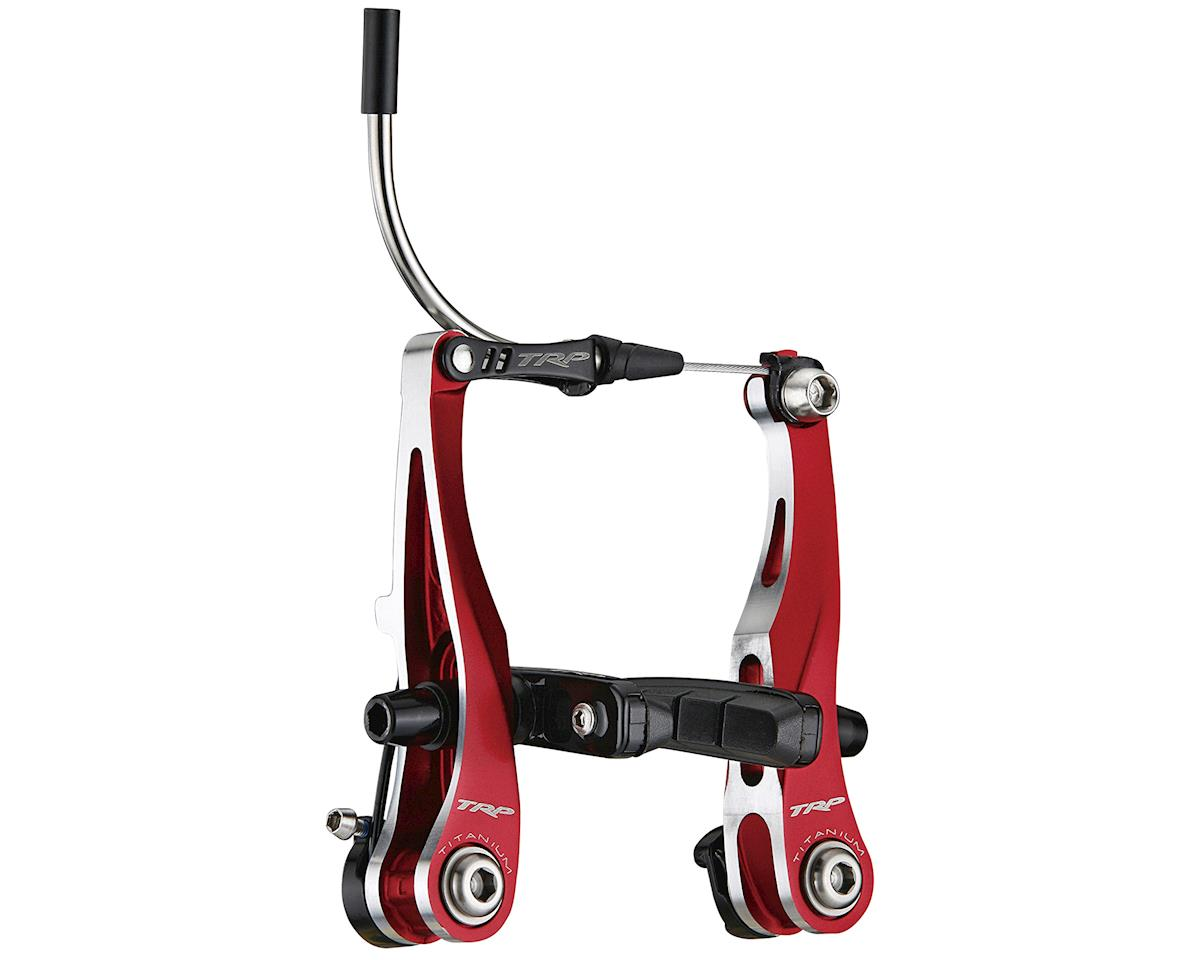 TRP CX9 Mini Linear Brake Set (Front & Rear) (Red)