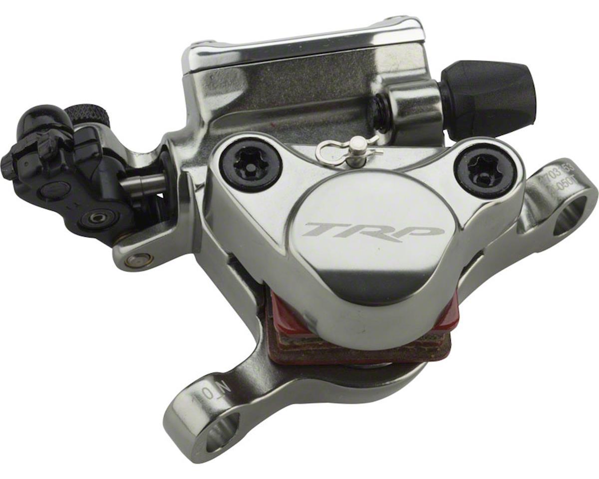 TRP HY/RD Mechanical/Hydraulic Post Mount Brake:  Gray