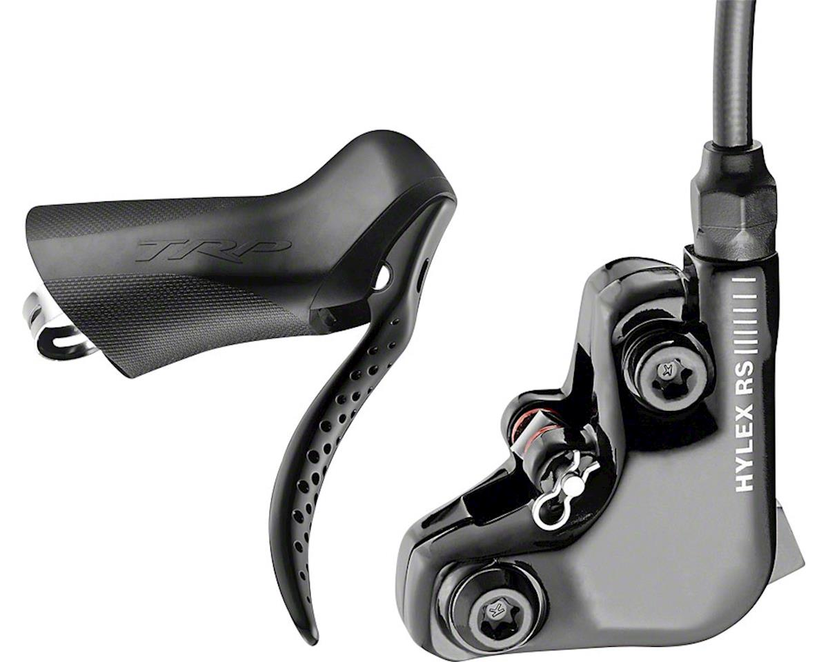 TRP Hylex RS Hydraulic Disc Brake and Lever (Black) (Front) (Flat Mount)