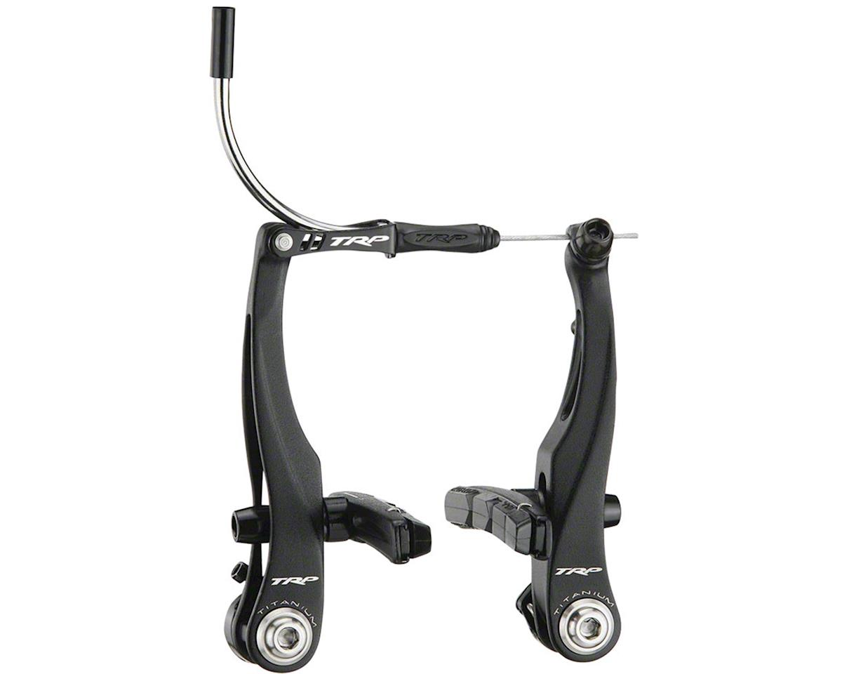 M920 Linear Pull Brake Front & Rear Set (Black)