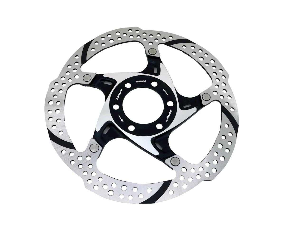 TRP 2-Piece Slotted 6-Bolt Rotor (160mm) (TRP-33)