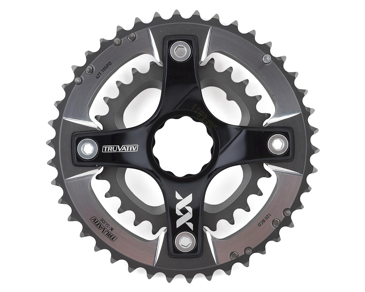 Truvativ XX Chainrings & Spider For Specialized S-Works Crank (28/42t)