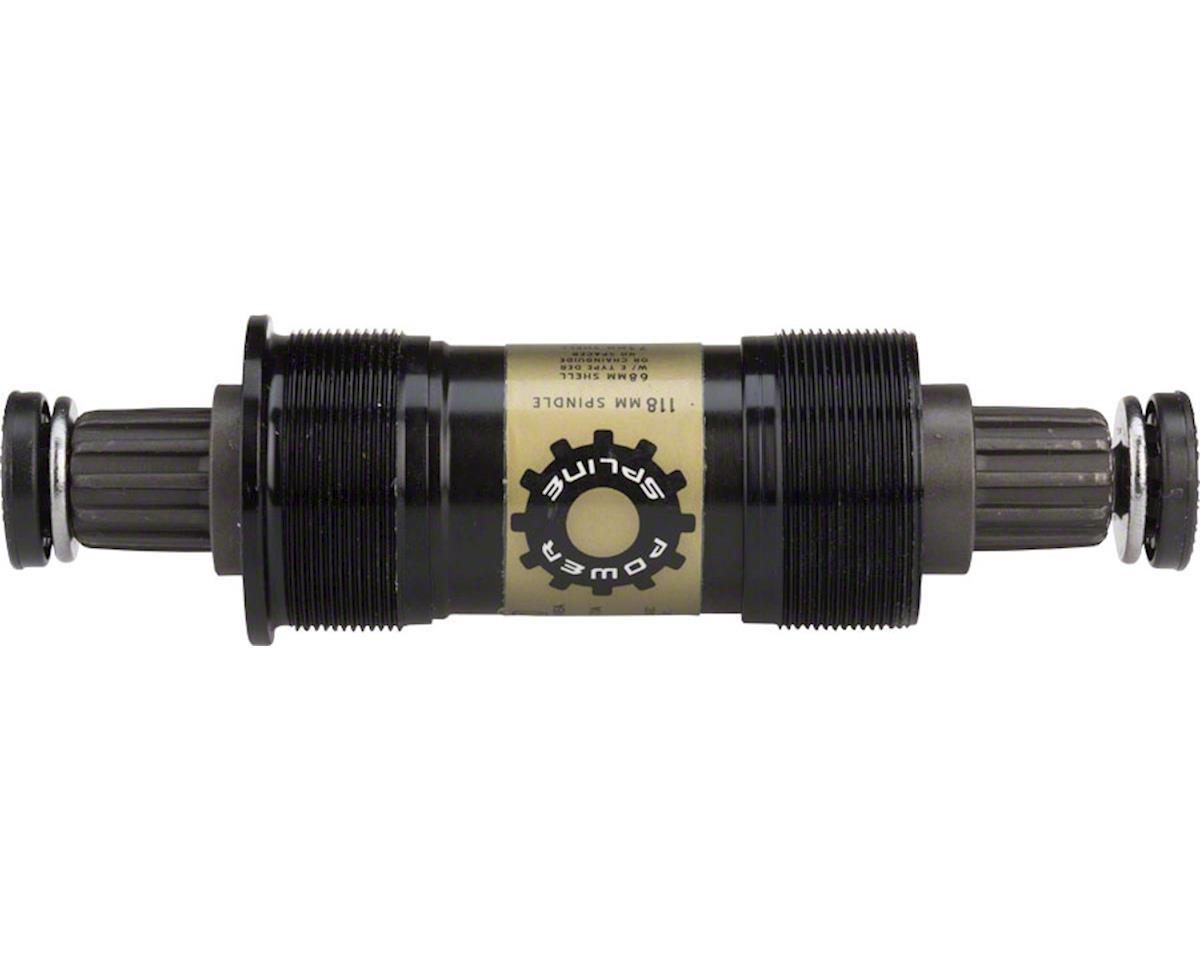 Truvativ PowerSpline Bottom Bracket w/ Alloy Cups (68E/73 x 118mm)