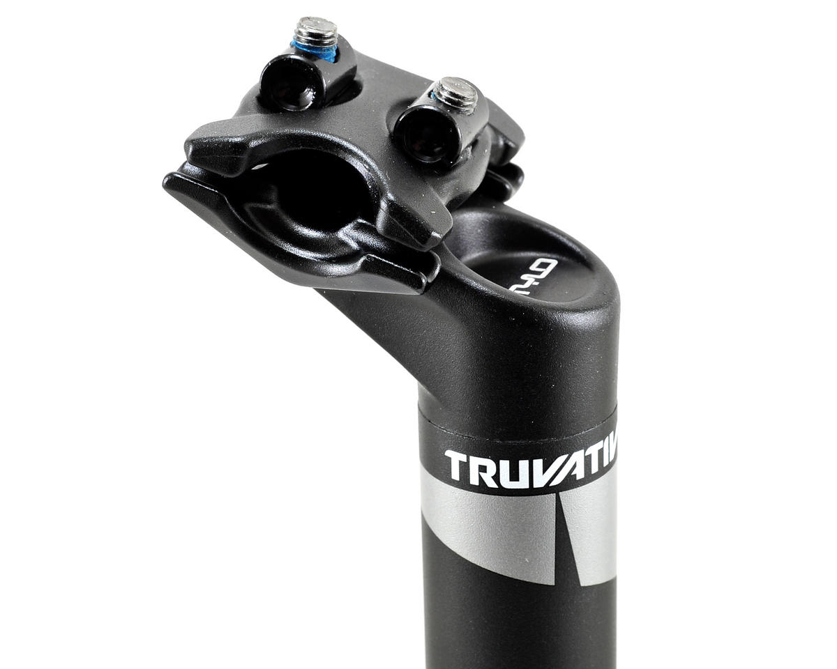 Truvativ Stylo T20 Seat Post (31.6) (25mm Setback) (Black)