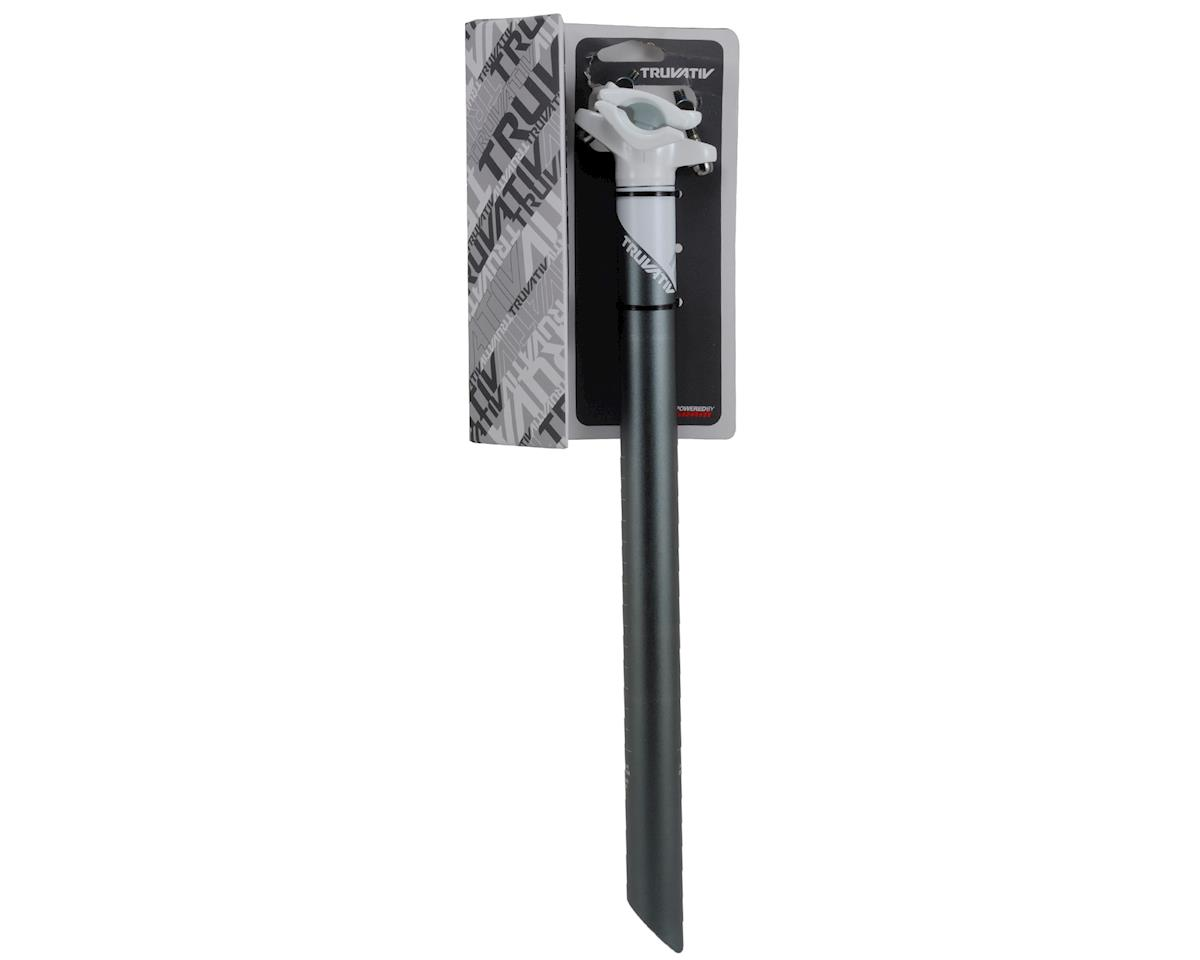 Truvativ AKA Alloy Seat Post (27.2) (Gray/White)