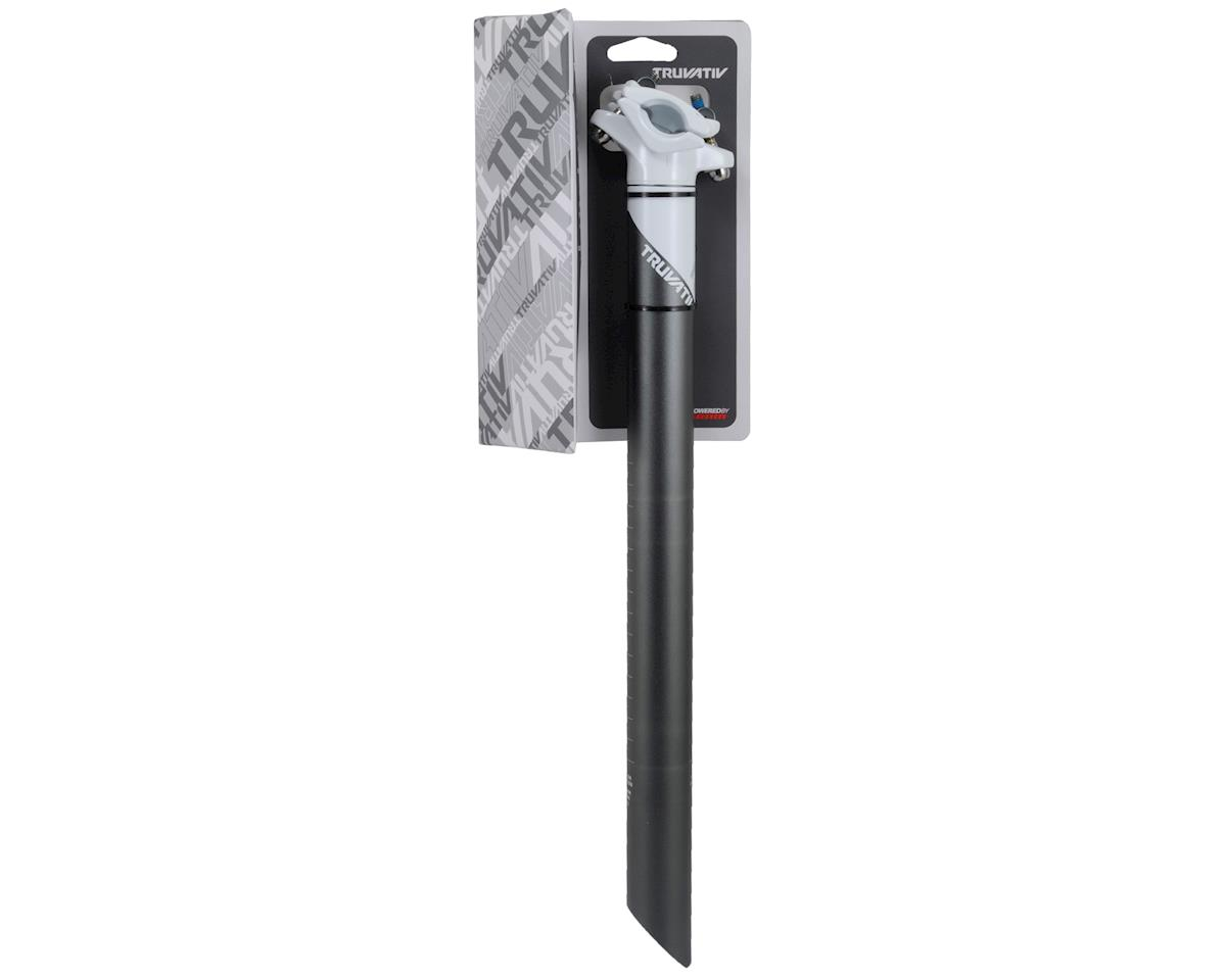 Truvativ AKA Alloy Seat Post (30.9) (Gray/White)