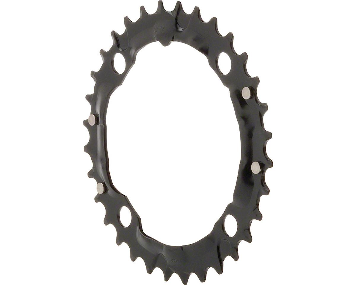 Truvativ Trushift Steel Chainring (Black) (104mm BCD) (32T)