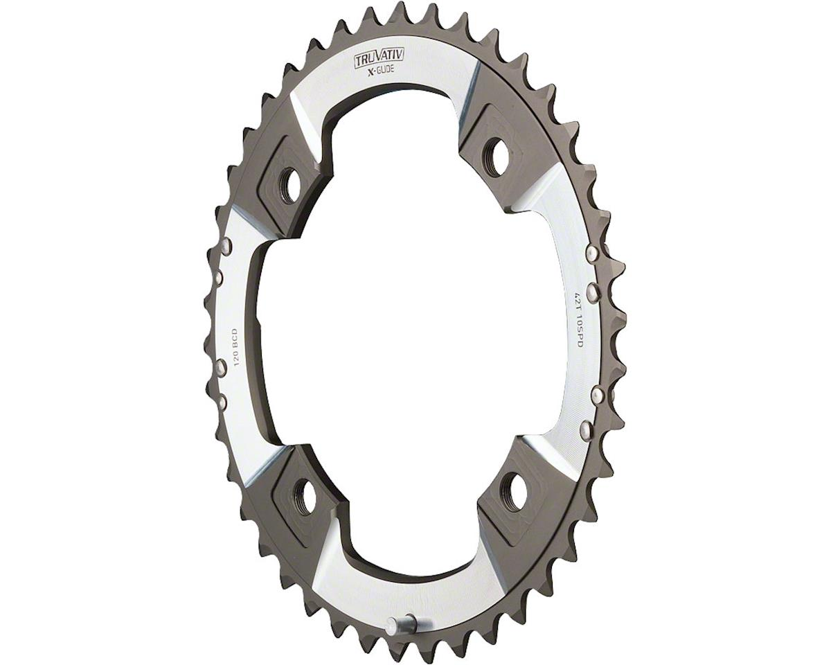 Truvativ XX C-Pin Chainring (39T x 120mm BCD) (fits 166mm Q Factor Gxp Cranks)